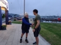 Dom-Long-presents-the-Senior-Book-to-Patrick-Crosbie-